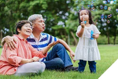 Grandparent Visitation in Massachusetts